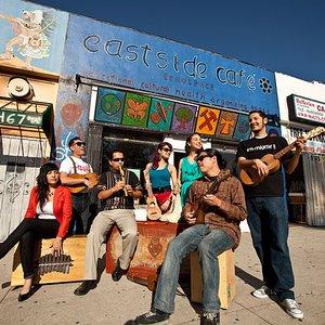 Bild för 'Las Cafeteras'