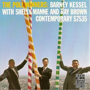 Image for 'Barney Kessel,Shelly Manne,Ray brown'