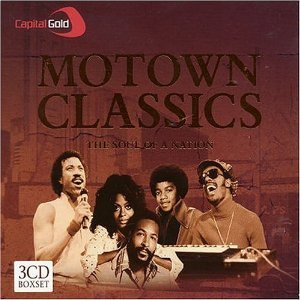 Image for 'Capital Gold Motown Classics'