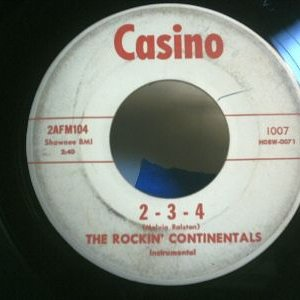 Image for 'The Rockin' Continentals'