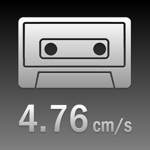 Image for '4.76 cm/s'