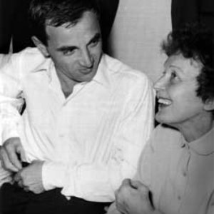 Image for 'Charles Aznavour - Edith Piaf'