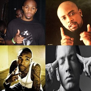 Image for 'Nate Dogg, Eminem, Obie Trice & Bobby Creekwater'