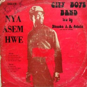Image for 'J.A. Adofo & City Boys Band'