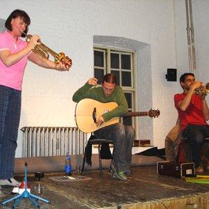 Image for 'Birgit Ulher, Mazen Kerbaj, Sharif Sehnaoui'