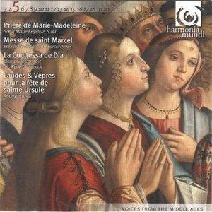 Image for 'Keyrouz, Soeur Marie/Chorale de l'église Saint-Julien-le-Pauvre (Paris)'
