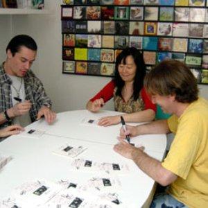 Image for 'Mike Patton, Ikue Mori, John Zorn'