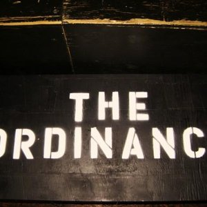 Image for 'The Ordinance'