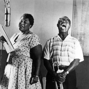 Image for 'Ella Fitzgerald And Louis Armstrong'