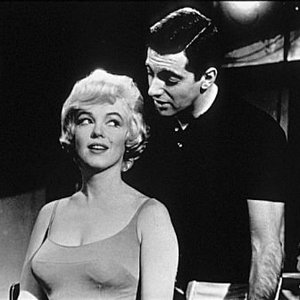 Image for 'Marilyn Monroe with Frankie Vaughan'