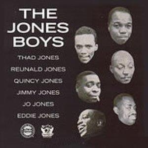 Immagine per 'THE JONES BOYS'