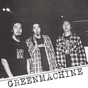 Image for 'Greenmachine'