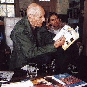 Image for 'William S. Burroughs / Kurt Cobain'