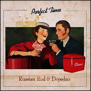 Image for 'Russian Red & Depedro'