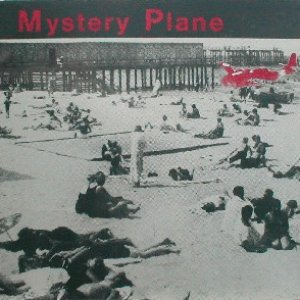 Image for 'Mystery Plane'