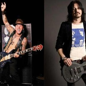 Image for 'Tracii Guns & Gilby Clarke'
