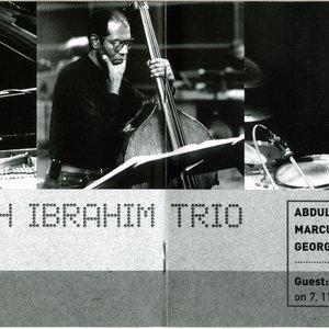 Image for 'Abdullah Ibrahim Trio'