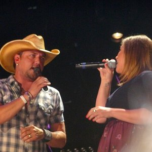 Image for 'Jason Aldean & Kelly Clarkson'