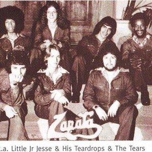 """""""Little Jr. Jesse & His Teardrops & the Tears""""的封面"""