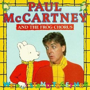Image pour 'Paul Mccartney & The Frog Chorus'