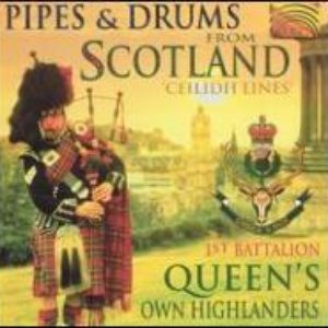 Image for 'Queens own highlanders pipes & drums'