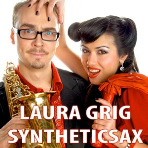 Image for 'Syntheticsax & Laura Grig'