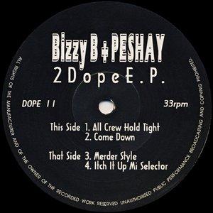 Image for 'Bizzy B & Peshay'