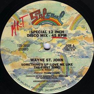 Image for 'Wayne St. John'