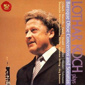 Image for 'Lothar Koch, Gerd Seifert, Karl Leister, & Brandis Quartett'