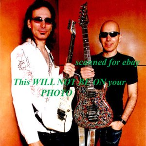 Image for 'Joe Satriani & Steve Vai'