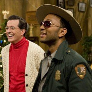 Image for 'Stephen Colbert & John Legend'
