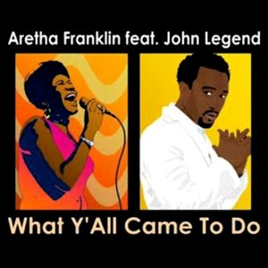 Bild für 'Aretha Franklin & John Legend'