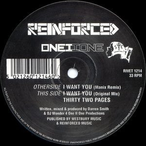 Image for 'One II One'