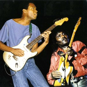 Image for 'Robert Cray With Albert Collins'