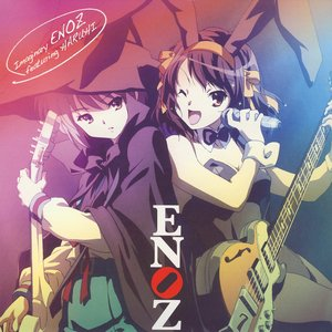 Image for 'ENOZ featuring HARUHI'