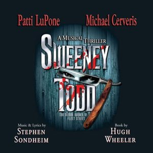 Image pour 'Alexander Gemignani, Mark Jacoby & Sweeney Todd 2005 Broadway Revival Cast'