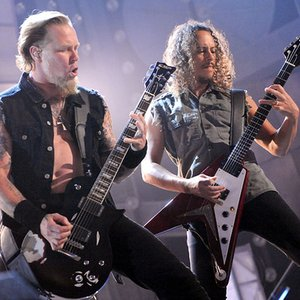 Image for 'James Hetfield & Kirk Hammett'