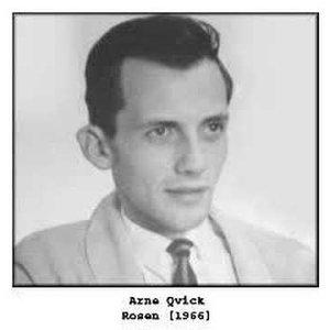 Image for 'Arne Qvick'