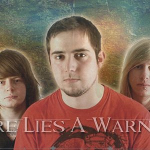Image for 'Here Lies a Warning'