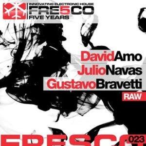 Image for 'David Amo, Julio Navas & Gustavo Bravetti'