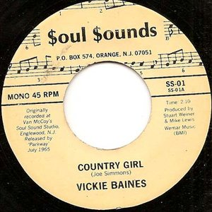 Image for 'Vickie Baines'