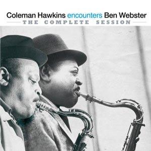 Image for 'Ben Webster & Coleman Hawkins'