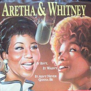 Imagem de 'Aretha & Whitney'