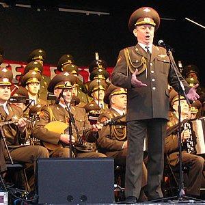 Image for 'Академический Ансамбль Песни И Пляски Российской Армии'