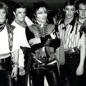 Image for 'Adam and the Ants'