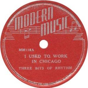 Image for 'Three Bits Of Rhythm'