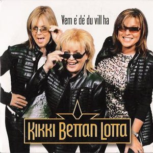 Image for 'Kikki Bettan Lotta'