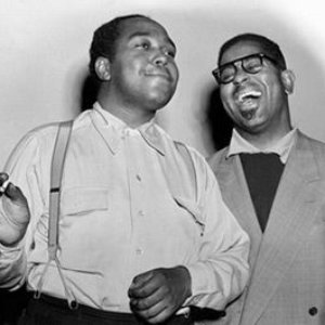 Image for 'Dizzy Gillespie & Charlie Parker'