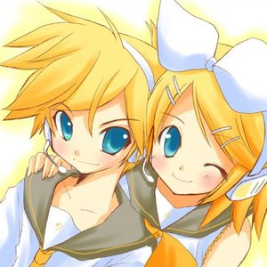 Image for 'Rin and Len Kagamine'