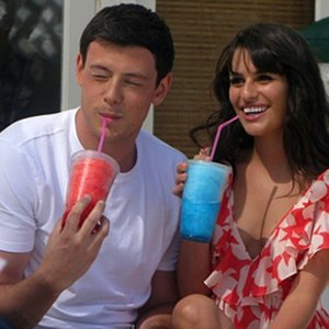 Image for 'Cory Monteith, Lea Michele'